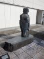 JR十日町駅 朔北の人