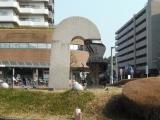 東武谷塚駅 循環