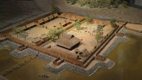 豪族居館水祭祀の発祥7