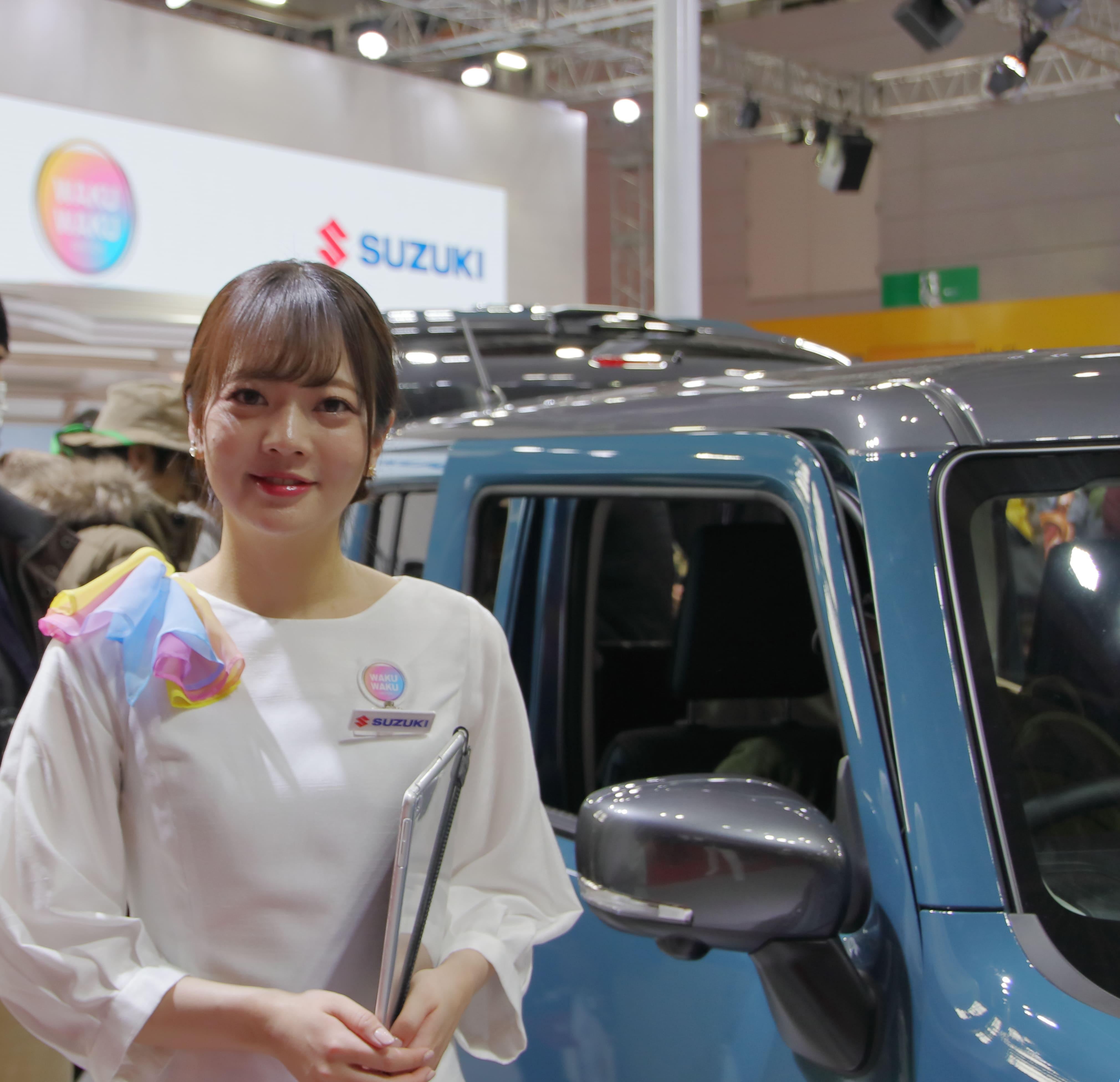 キャンペーンガール Part2 2019 大阪モーターショー編 2019大阪モーターショー