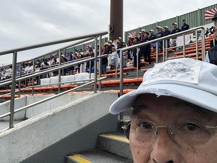7182019 呉二河球場 広高2ー1敗退 S8