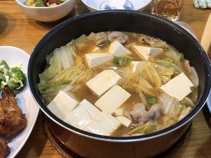 7182019 Dinner 野菜スープ S3