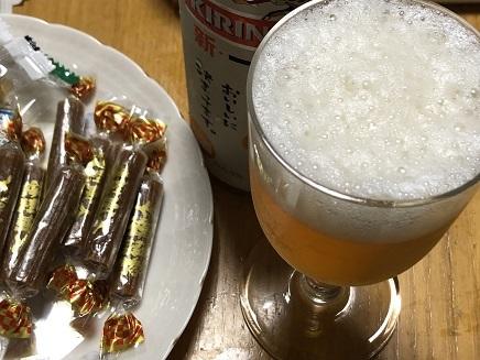 7242019 ビール晩酌 S