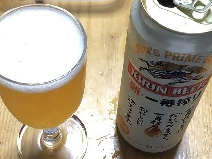 7282019 ビール晩酌 S1