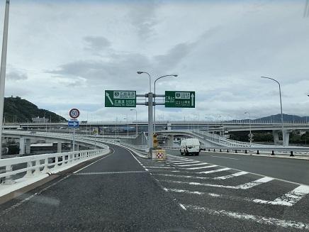 8062019 広島高速宇品へ S3