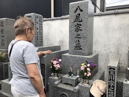 8062019 八尾家墓参 S2