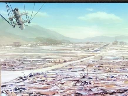 8042019 この世界の片隅に7月1日空襲後焼け野原 S10