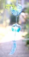 夏期講習 花瓶+風鈴 工作制作