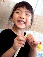 アルファベットクイリングアート こども絵画造形教室キッズ・アトリエ 西東京市 武蔵野市