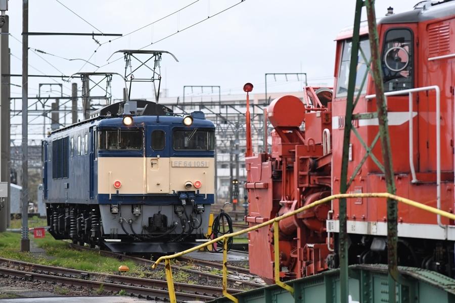 EF64 1051 DD14 327