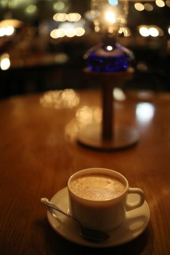 北一ガラス喫茶