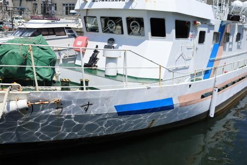 キラキラ船