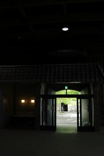 公園の倉庫