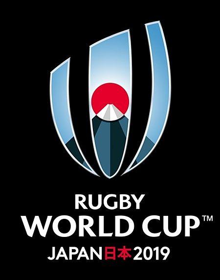 ラグビーワールドカップロゴ