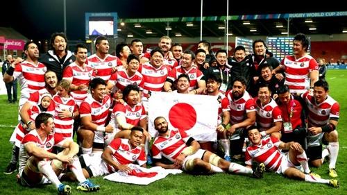 ラグビーワールドカップ日本代表