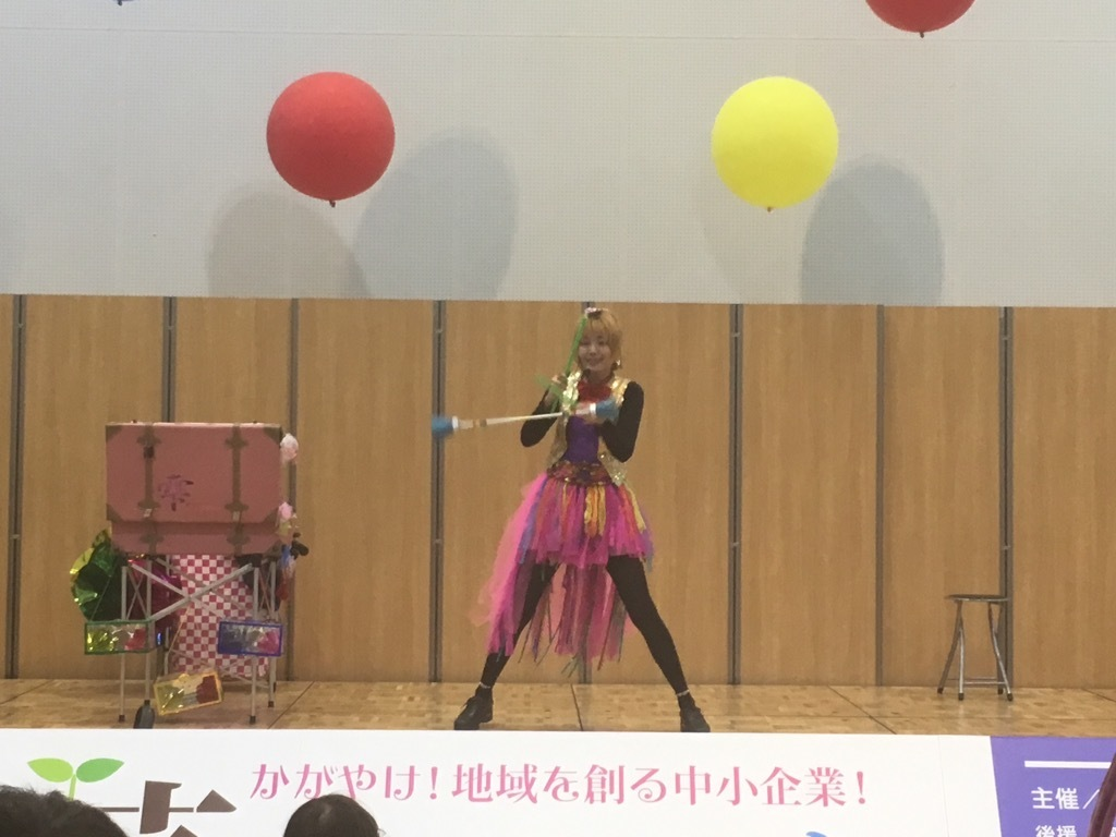 フェスタ2019-大道芸