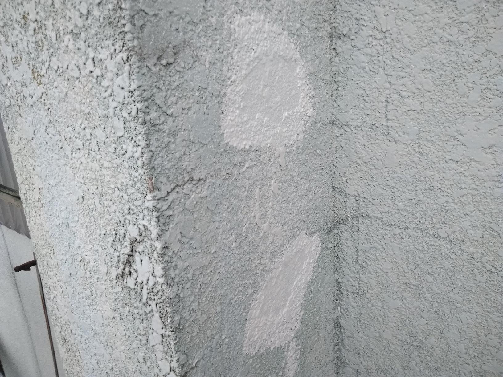 釧路町新開 S様マンション 外壁 下塗5