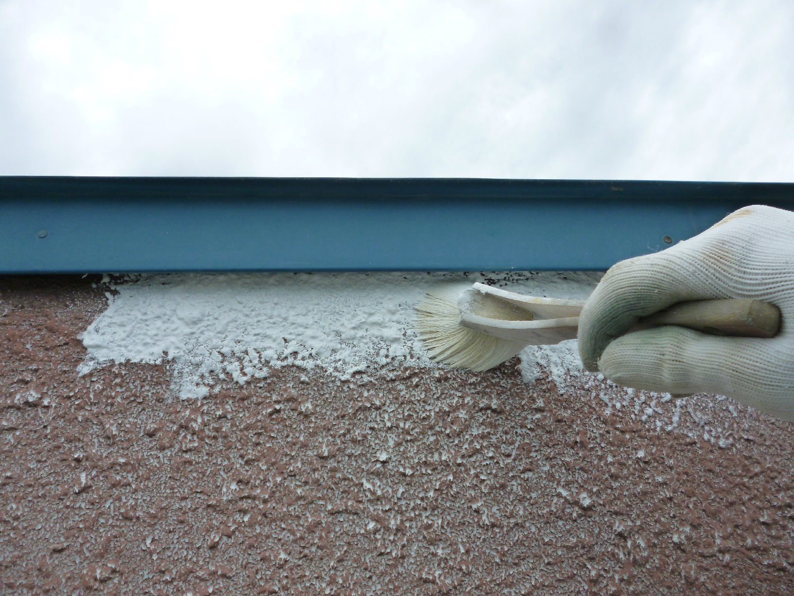 茶内 仮想店舗 外壁塗装1