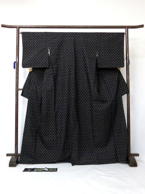 本場琉球 琉球花織 手織り 証紙有り