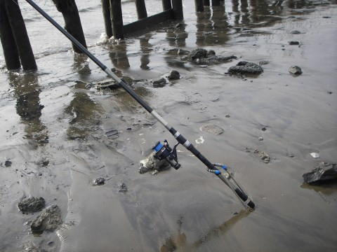タンカー波で泥水急襲