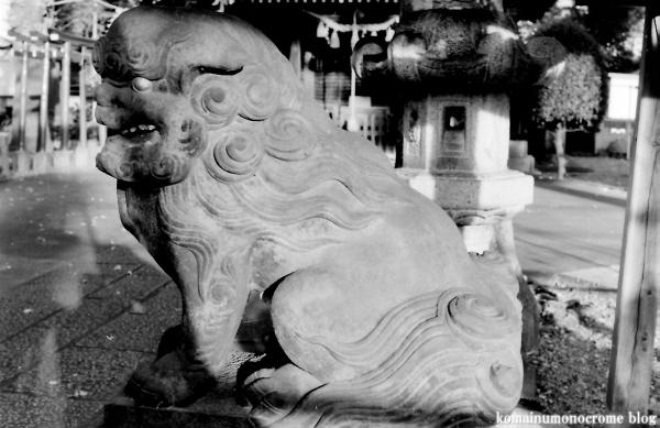 香取神社(北区赤羽西)5