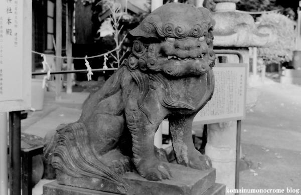 香取神社(北区赤羽西)7