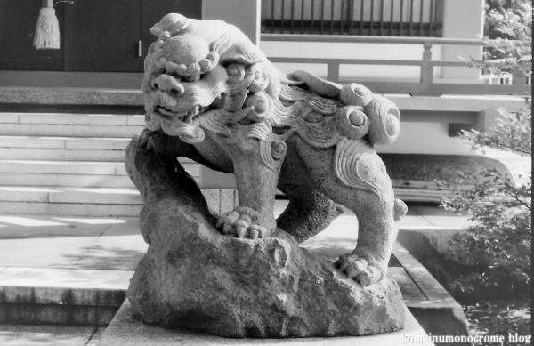 春日神社(八王子市大船町)1
