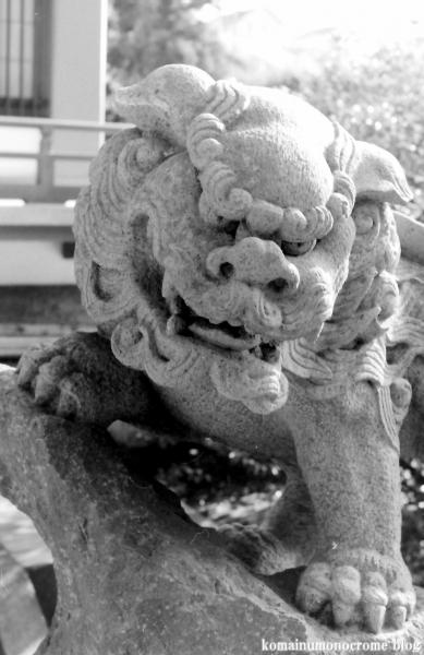 春日神社(八王子市大船町)2