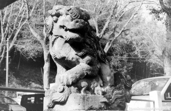 高尾氷川神社(八王子市高尾町)1