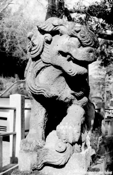 高尾氷川神社(八王子市高尾町)2