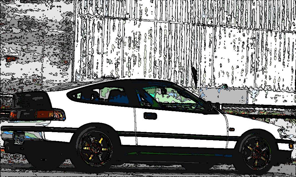 CR-X sir 1991
