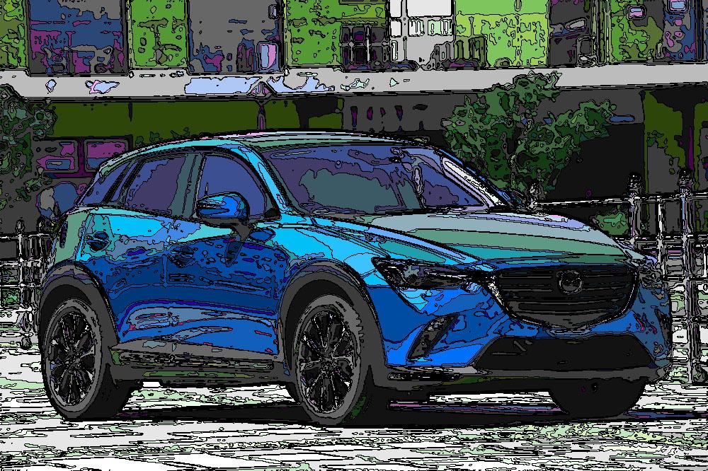 CX-30 2019
