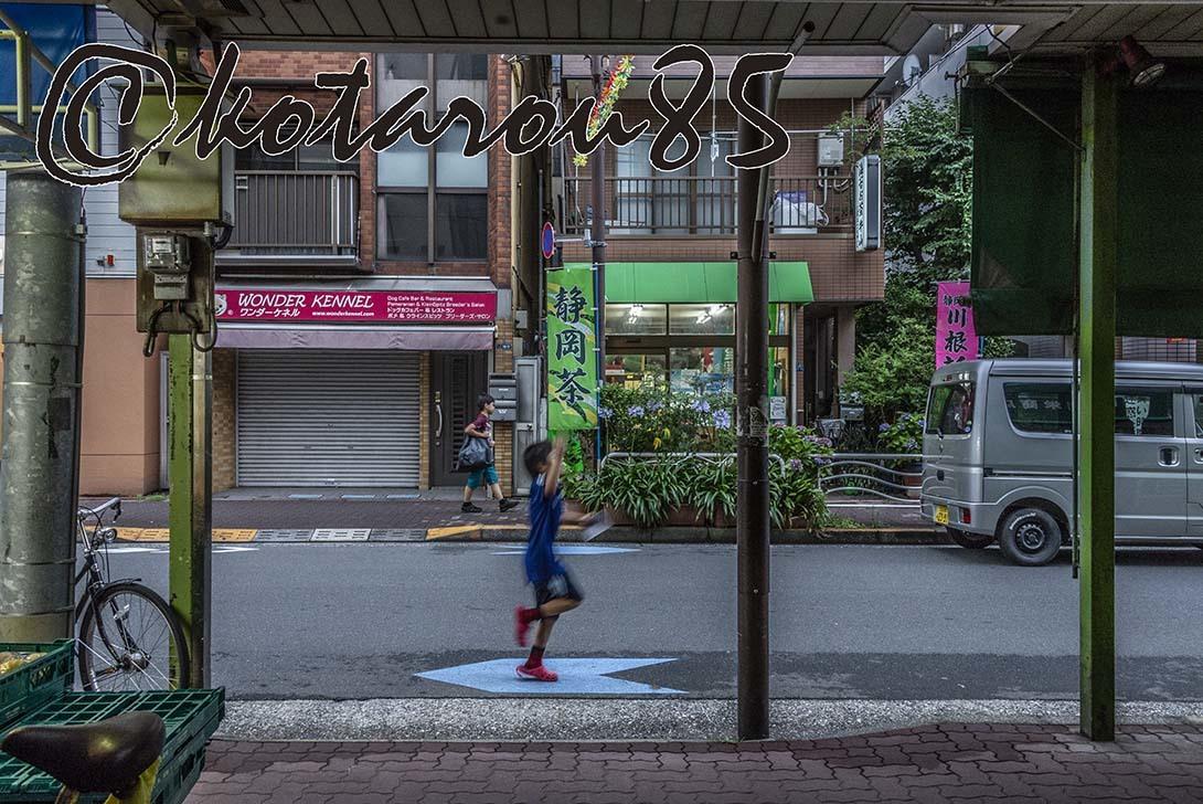 住吉銀座商店街 20190717