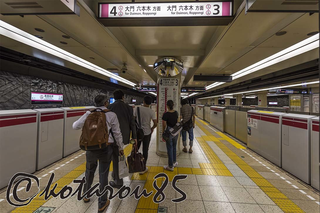 都営大江戸線 20191002