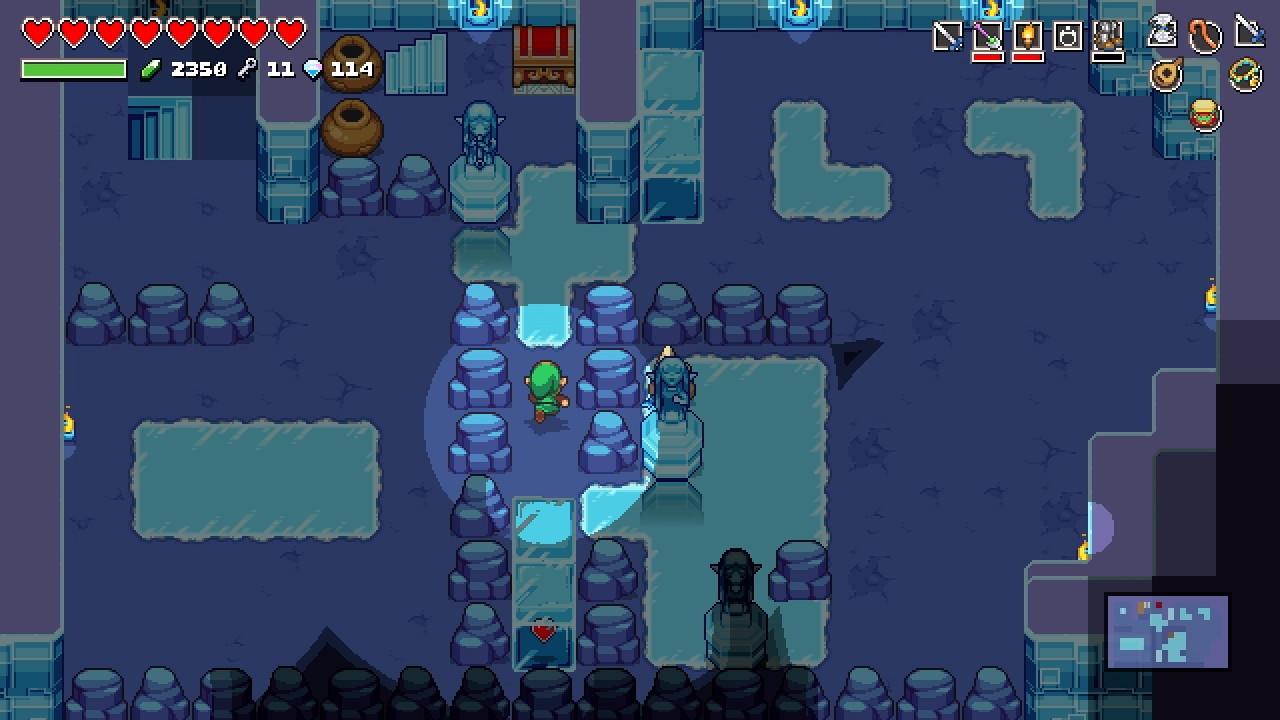 ケイデンス・オブ・ハイラル® 氷の洞穴-5