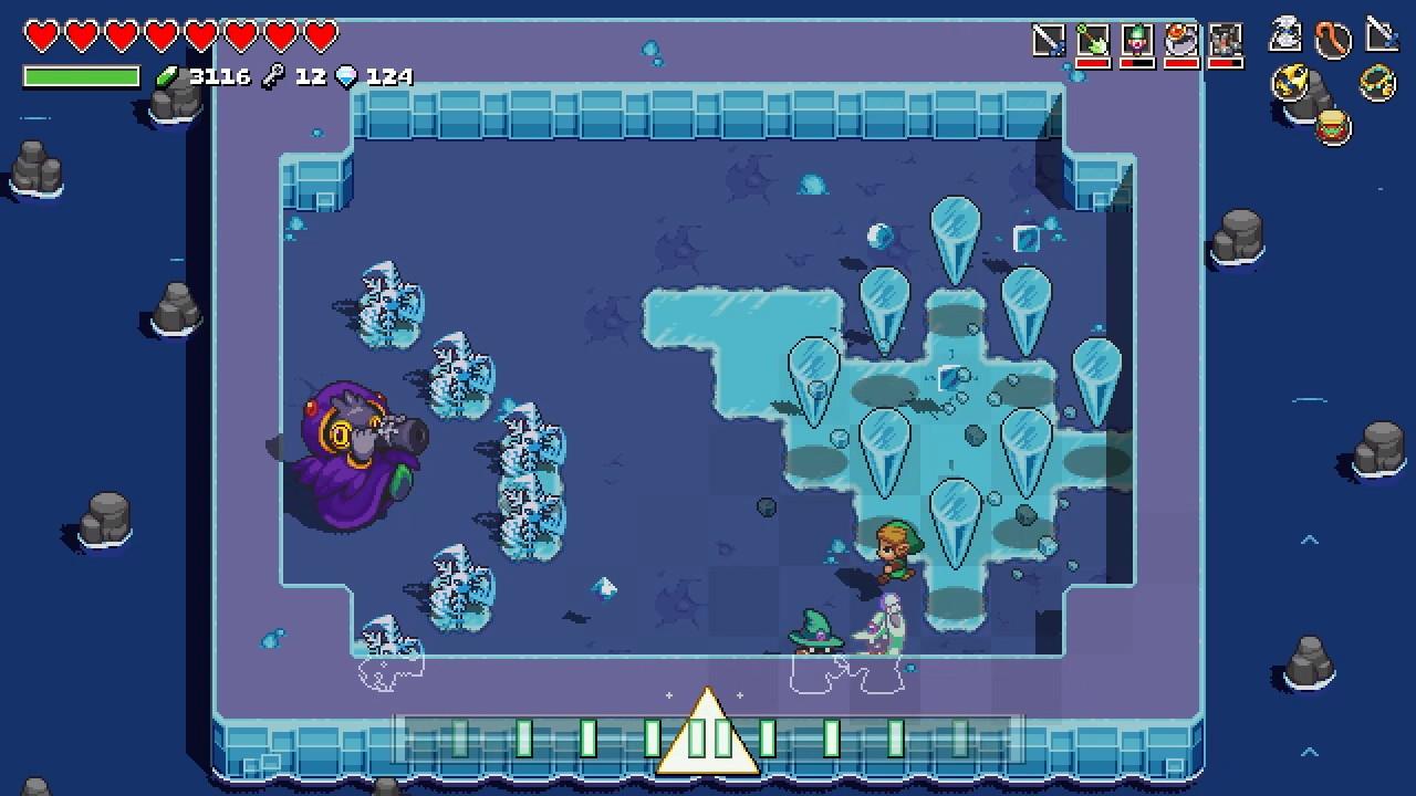 ケイデンス・オブ・ハイラル® 氷の洞穴-7