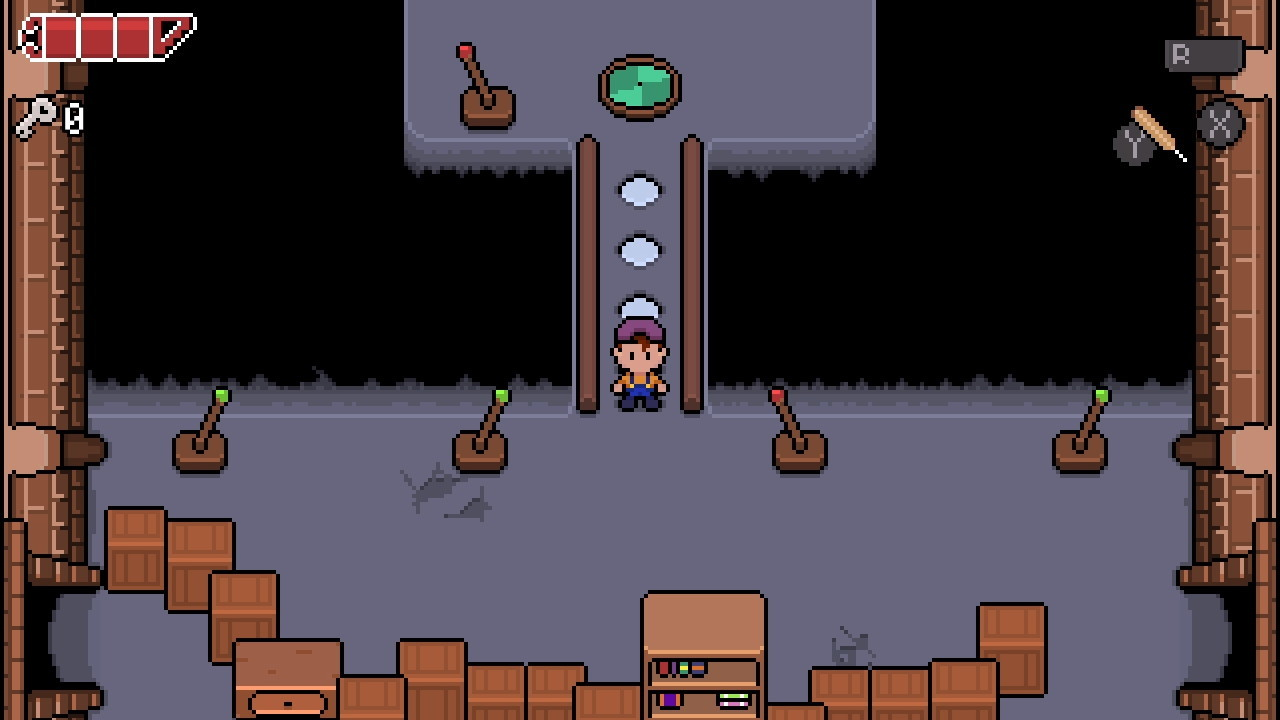 レヴェリー® 地下室-3
