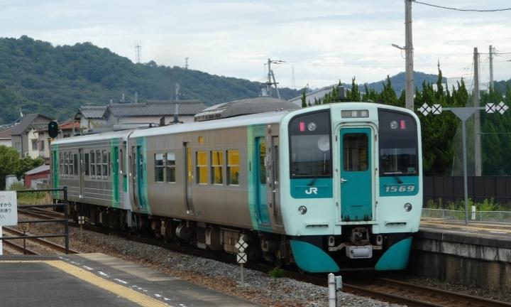 JR高徳線車両