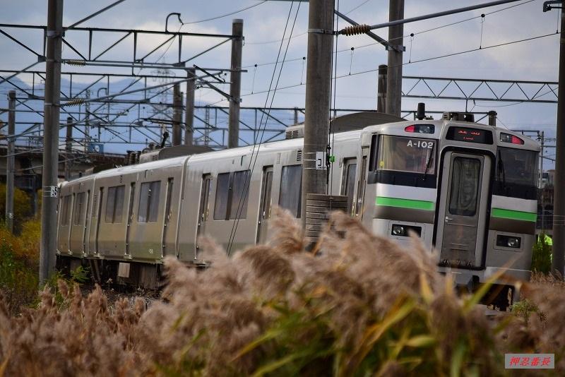 3430M 735系電車 A-102 20191104