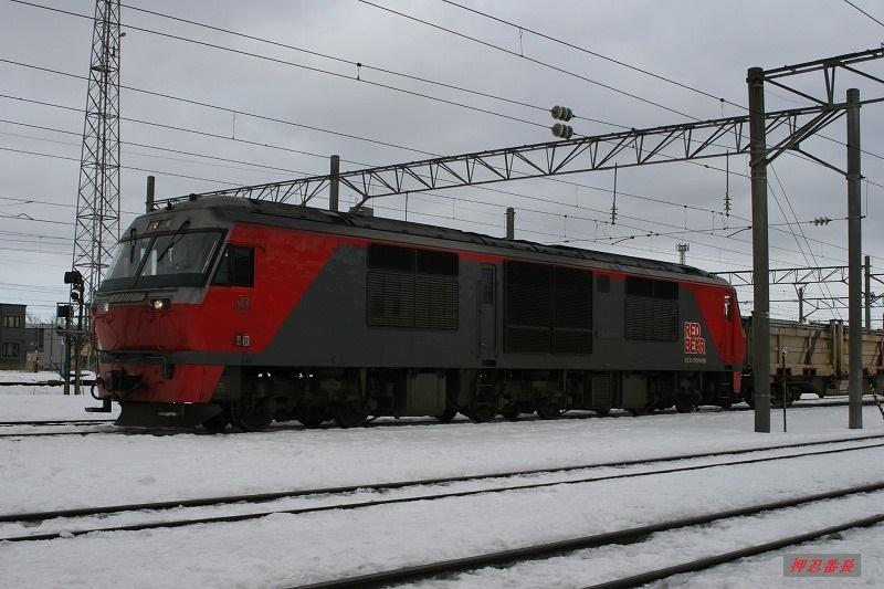 DF200-1 3097レ 20200201