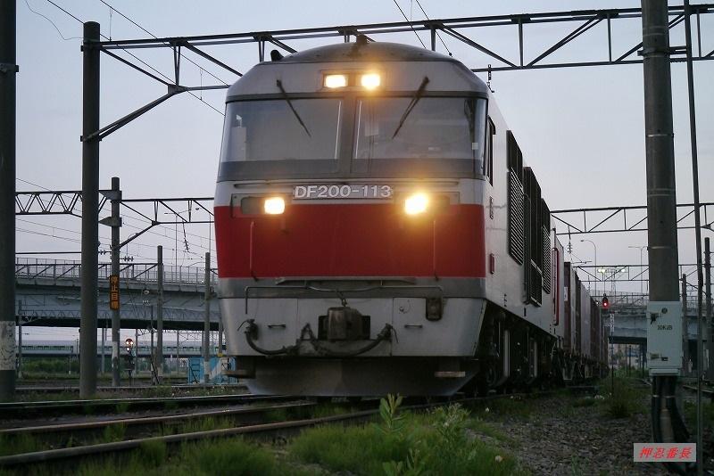 DF200-113 2070レ 20190703