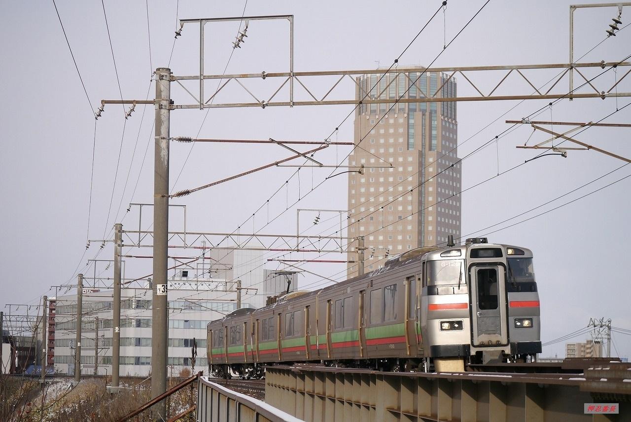 1749M 731系G-120 千歳発札幌行 20200102