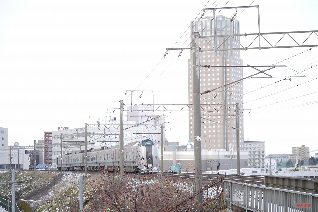 1005M すずらん5号 789系電車 20200102