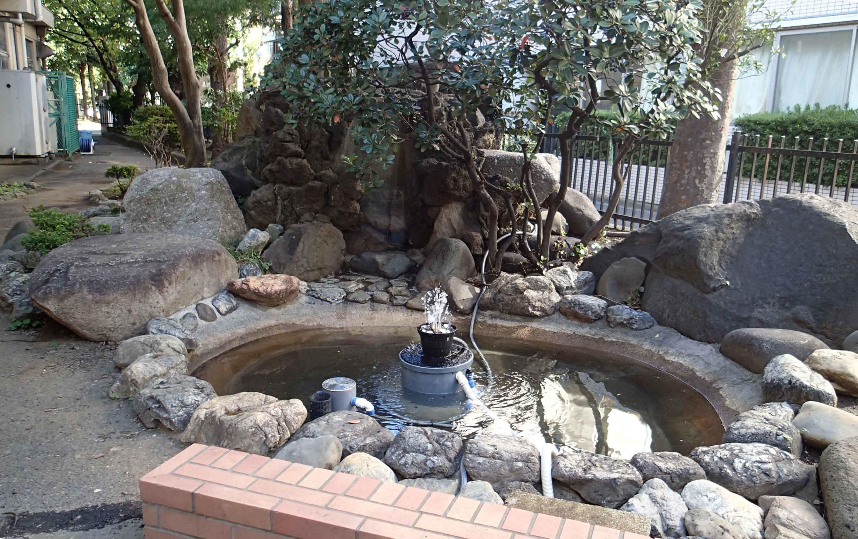 噴水 設置