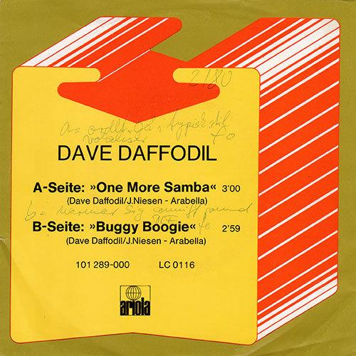 Dave Daffodil / One More Samba