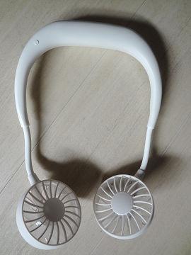 ハンズフリー扇風機