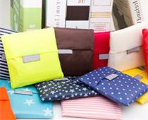 送料無料の買い物袋用バナー画像