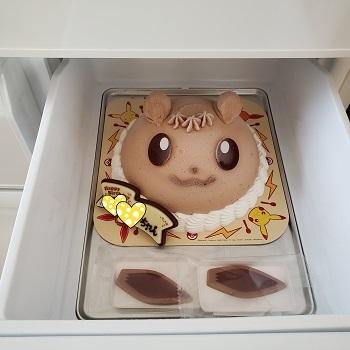 31アイスケーキイーブイ