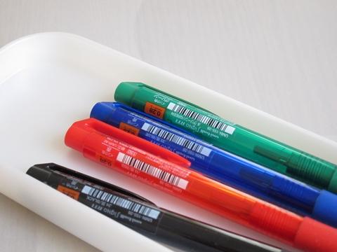 ボールペンの収納