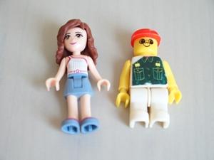 レゴ 小学生女子